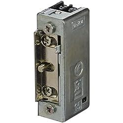 Cofan 31300251 - Abrepuertas eléctrico reversible (250 mm) color gris