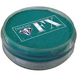Diamond FX Pintura de la Cara Esencial - Verde mar (45 g)