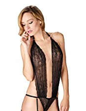 Maison Close 609972 Le Petit Secret Body Unie Noir
