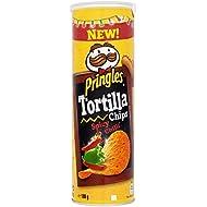 Pringles Tortilla Spicy Chilli 180g
