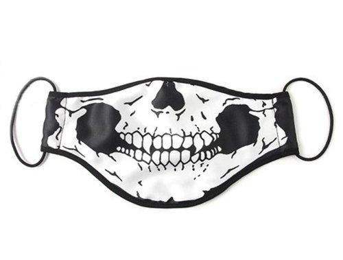 Hot Verkauf Mulberry Das Skelett Jaw Sanitär Mask, The Fashionasta Sammlung