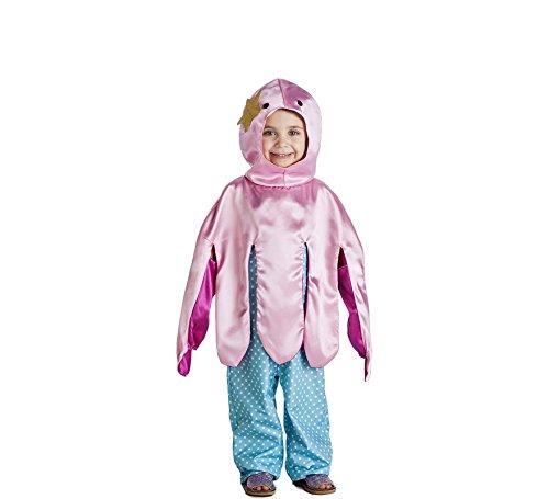 Imagen de disfraz de pulpo con estrella para niños y bebé