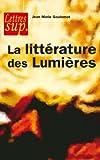 La littérature des Lumières