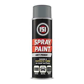151 Spray Paint Grey Primer 250ml