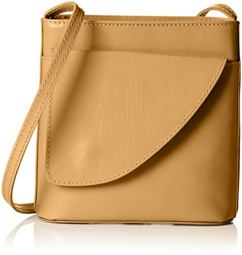 Bags4Less - Linet, Borse a tracolla Donna Marrone (Taupe)
