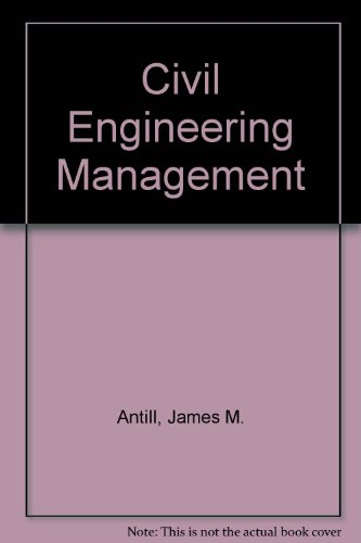 Civil Engineering Management - Civil Management Engineering