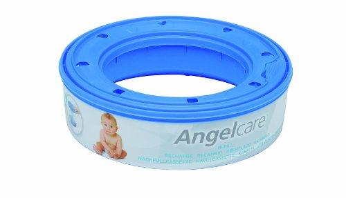 Angelcare Pack de 1 Recharge pour Poubelle à Couches