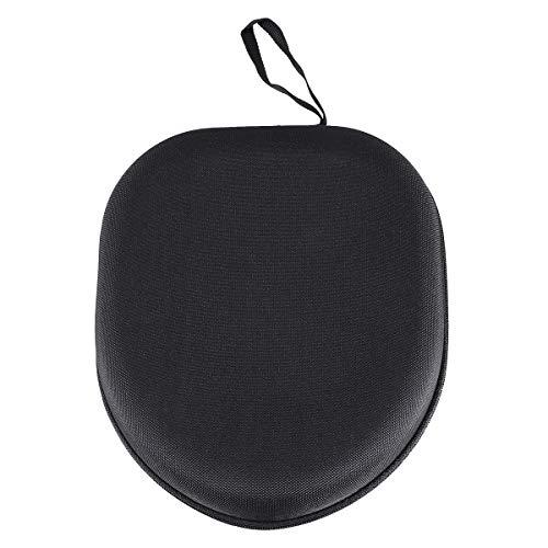 LEORX Portable Kopfhörer Tasche Etui Cover Box für Sony MDR-ZX100 ZX110 ZX300 ZX310 ZX600 Kopfhörer (schwarz) - 2