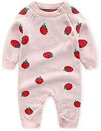 MC-BLL-Baby jumpsuit Ropa de bebé otoño 0-3-6 Meses
