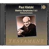 Symphonies 1 And 3 (Kletzki, Po)