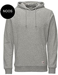 Jack & Jones Jorwind Hood Noos, Sweat-Shirt àCapuche Homme