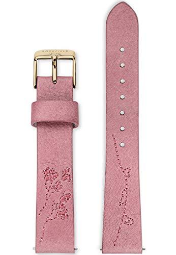 Rosefield Damen Leder Uhrenarmband CIRG-S167