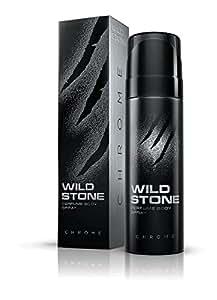 Wild Stone Chrome Deodorant, 120ml