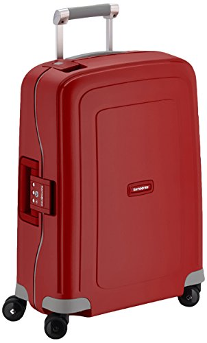 Samsonite - S'cure Spinner 55 cm, Rojo (CRIMSON RED)