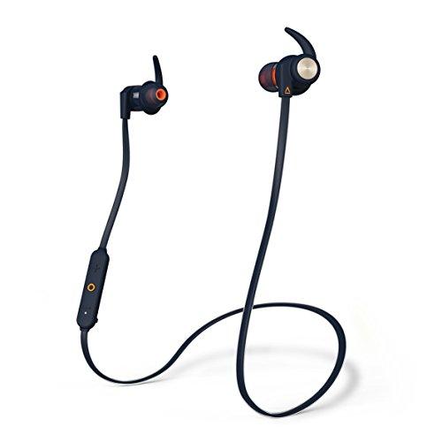 Creative Outlier Sports Auricolari In-Ear, Anti-Traspirazione, Bluetooth, Blu