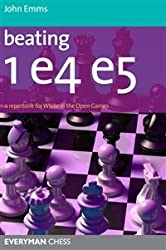 [BEATING 1 E4 E5] by (Author)Emms, John on May-31-10