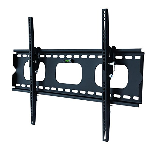 SOPORTE DE PARED PARA TV / MONITOR EN NEGRO INCLINABLE 12° PARA LG 47 47LW570S