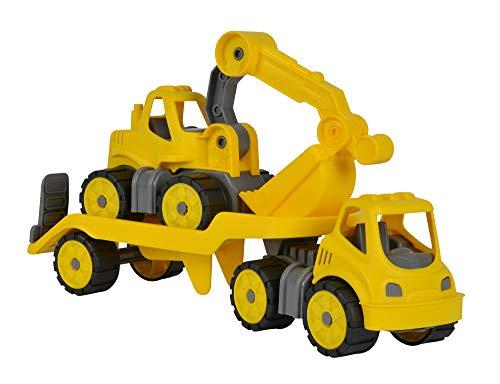 BIG - 800055805 - Transporteur et Pelleteuse - Power-Worker-Mini