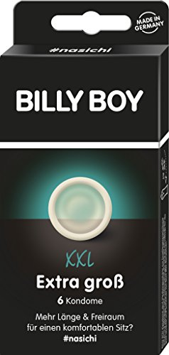 Billy Boy Extra groß - 6er Pack Kondome