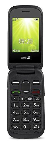 Doro 2404 2.4' 100g Negro Característica del teléfono - Teléfono móvil...