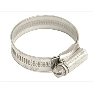 JUBILEE Stainless Steel Hose Clips - 2 - 40mm/ 55mm Qty 1