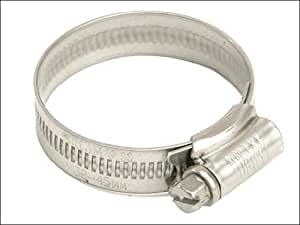 JUBILEE Stainless Steel Hose Clips - 1A - 22mm / 30mm Qty 1