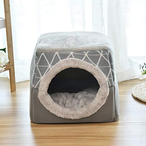 Asdomo Cama Relajante para Perros y Gatos