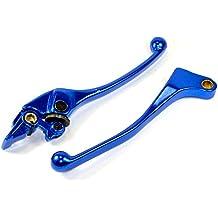 UVE - Juego de Manetas para Honda CBR 600 y 900 Azules