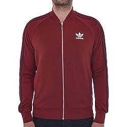 Adidas Chaqueta Deportiva Originals Para Hombre Superstar Retro Small