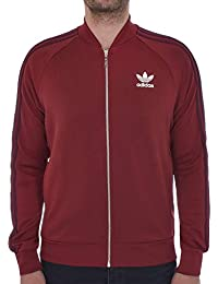 Adidas Originals Homme Vestes de Sport Track Jacket Mens SST Superstar  Retro Tracksuit Top Trefoil New 8d91527d5d