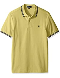 f8a955a534d Fred Perry Men s Twin Tipped Polo Shirt