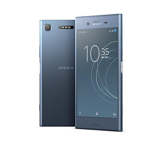 - 4117DPOMbUL - Sony Xperia XZ1 Smartphone da 64 GB, Moonlite Blu [versione Italia]