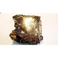 Boviswert EDEL SCHUNGIT, seltene große Brocken, 112,05g, 5x5x4cm, schön und kraftvoll, aus Karelien, mit Zertifikat! preisvergleich bei billige-tabletten.eu