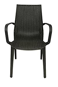 Supreme Luxuria Set of 4 Chairs (Wenge)