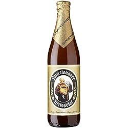 Franziskaner Hefe Weissbier (cerveza de trigo) 500ml