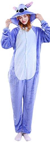 Everglamour - Combinaison - Couture - Femme bleu m
