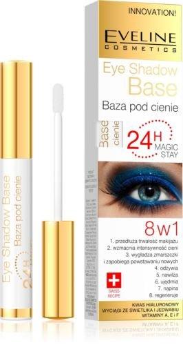 EVELINE MAGIC STAY 24H Eyeshadow Base Lidschatten Basis Lidschattengrundierung 7 ml