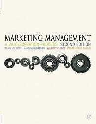 Marketing Management: A Value-Creation Process