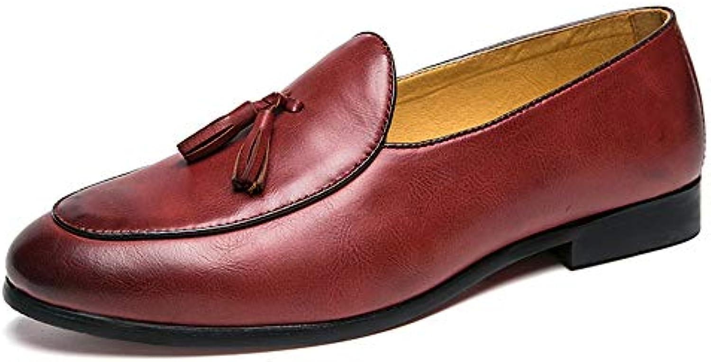 Gentiluomo Signora JIALUN-scarpe, Scarpe Stringate Stringate Stringate Uomo  Prezzo pazzesco Vinci l'elogio dei clienti Vita facile | Exquisite (medio) lavorazione  | Gentiluomo/Signora Scarpa  0e9d6e