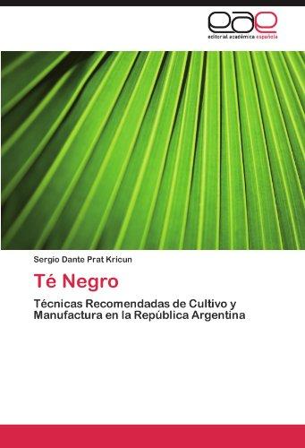 Te Negro por Sergio Dante Prat Kricun