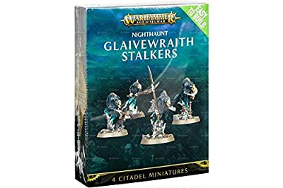 Warhammer+AoS+-+Easy+to+Build%3A+Nighthaunt+Glaivewraith+Stalkers