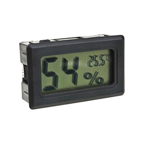 SODIAL (R)Thermometre Numerique Electronique Testeur Temperature avec 2 Piles