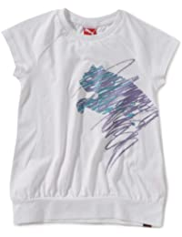 PUMA scribble cat t-shirt pour enfant
