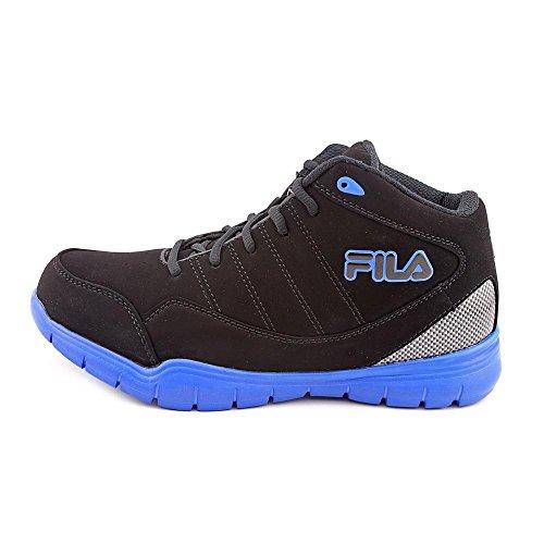 Fila Jump Flex Jugend Synthetik BasketballSchuh blk/blk/prblue
