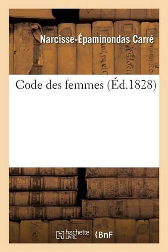 Code des femmes (sciences sociales) EPUB Téléchargement gratuit!
