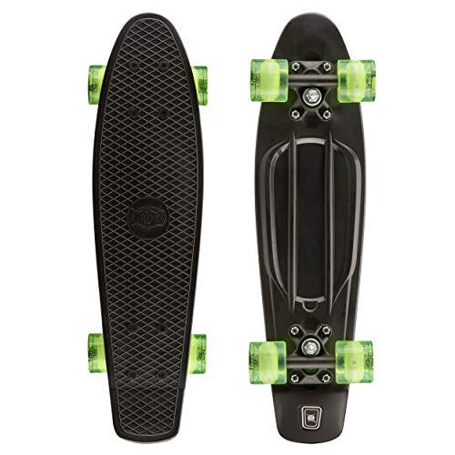 Xootz Kid 's - Skateboard luz LED Las Ruedas, diseño