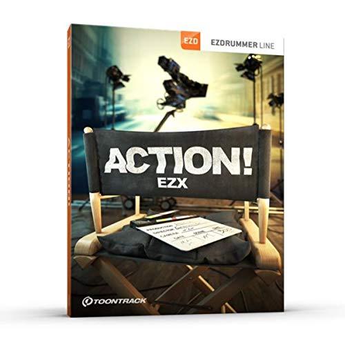 Preisvergleich Produktbild TOONTRACK EZX ACTION!