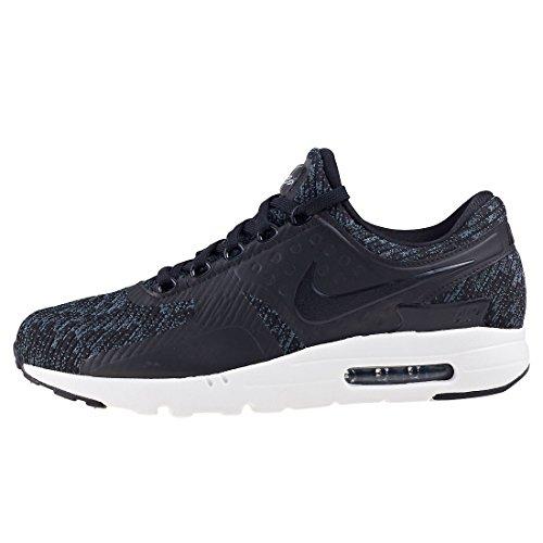Nike Herren Air Max Zero SE Laufschuhe schwarz - dunkelgrau
