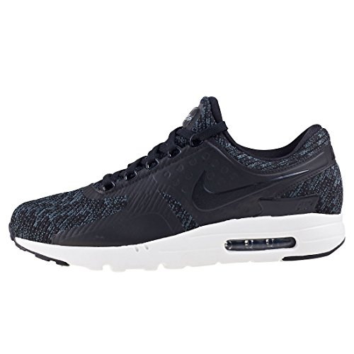 Nike Air Max Zero Se, Scarpe da Running Uomo Nero/Grigio