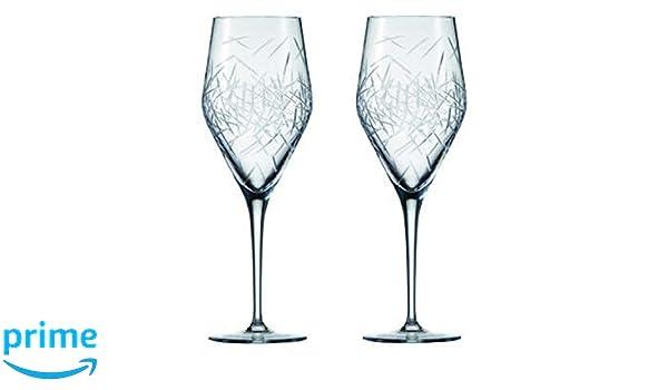 Zwiesel 1872 Hommage Glace 2-teiliges Allround Set Weinglas Glas 2-Einheiten transparent 28 x 19.8 x 9.5 cm